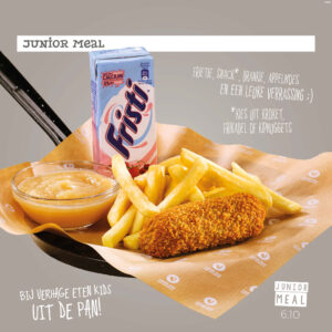 Junior Meal