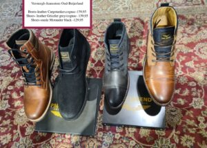 Versteegh-Jeansstore PME shoes