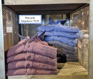 Versteegh-Jeansstore PME polo longsleeve